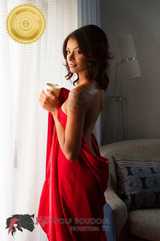 Houston Boudoir Photographer's Work Recognized Internationally